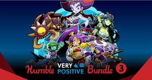[Steam] Humble Very Positive Bundle 3