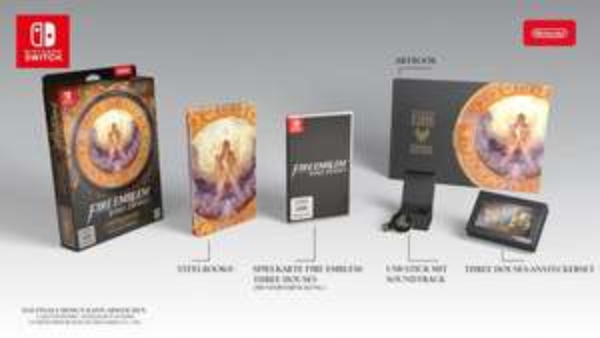 [Thalia.at Vorbestellung] Fire Emblem - Three Houses (Limited Edition)