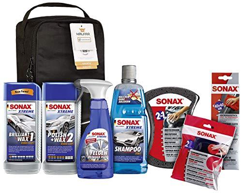[AMAZON] Blitzangebot SONAX XTREME Autopflege Set inkl. Tasche (8-teilig); Autoreinigungs- und Pflegeset für den Fahrzeug-Außenbereich
