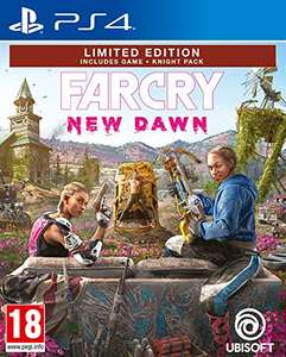 Far Cry: New Dawn Limited Edition (PS4 & Xbox One) für je 23,75€ (Amazon ES)