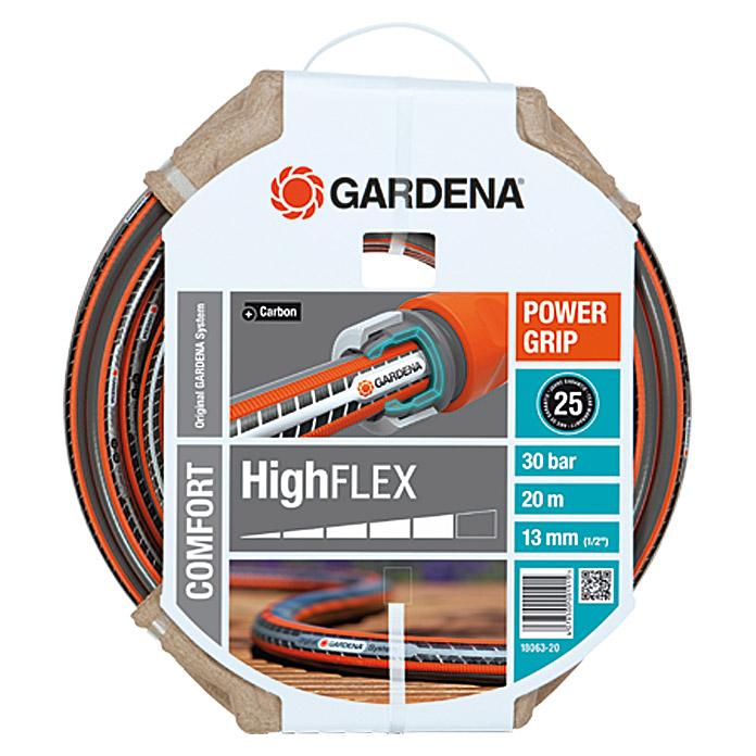 [Bauhaus TPG] Gardena Schlauch Comfort High Flex 20m für 17,59€ - durch toom Baumarkt Angebot für 19,99€