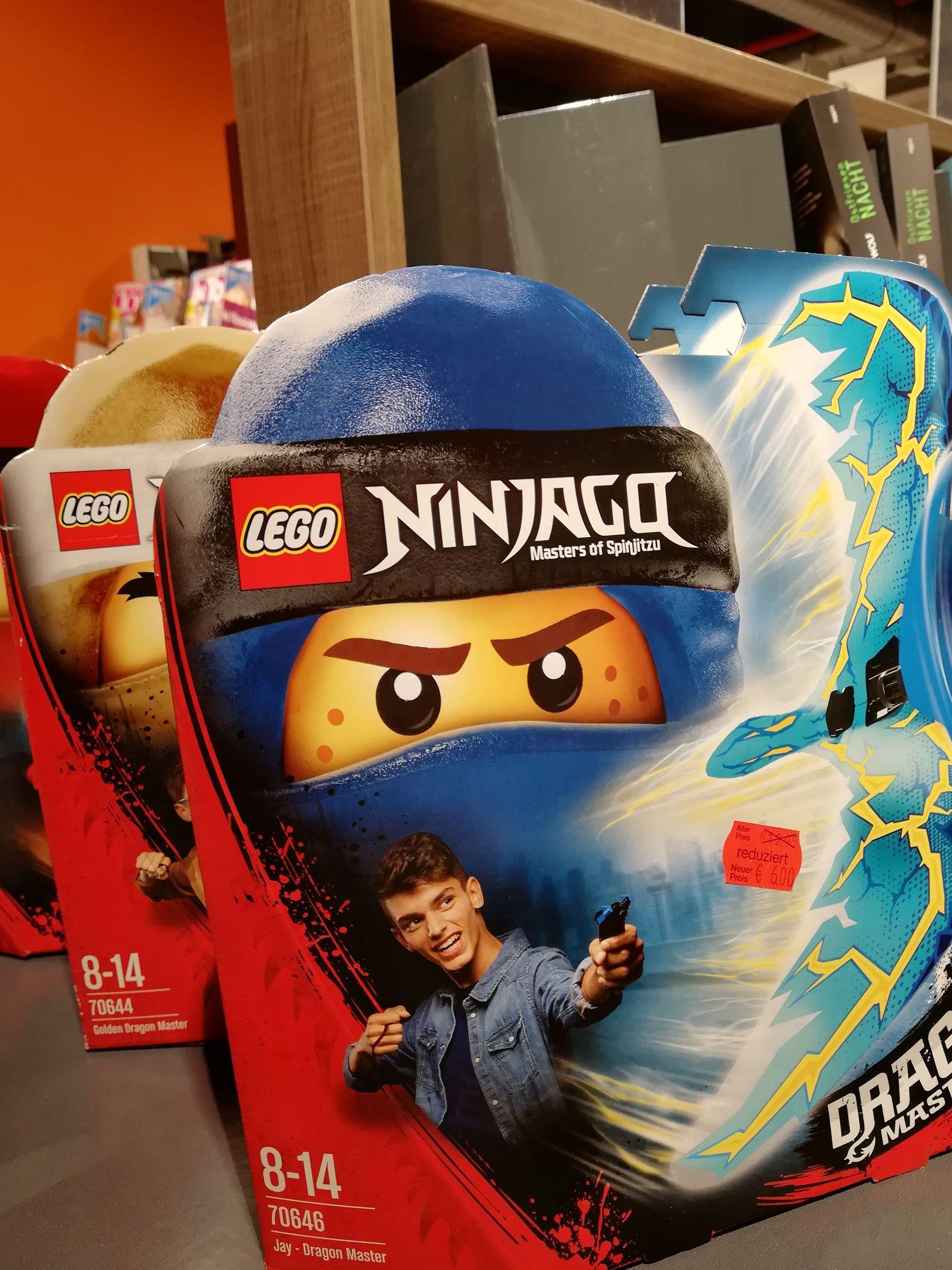 Lego Ninjago Drachenmeister Kampfkreisel  [lokal hit Weinheim]