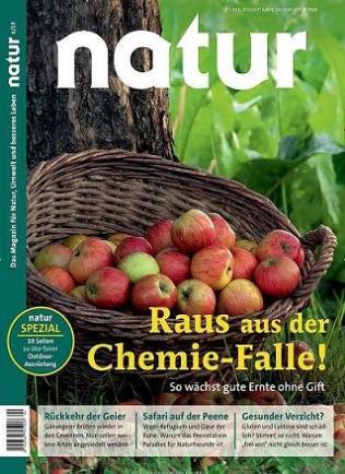 Natur Abo (12 Ausgaben) für 72,35 mit 75,00 € BestChoice Universalgutschein