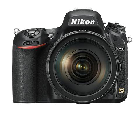 Nikon D750, Vollformat-Kamera, 24MP