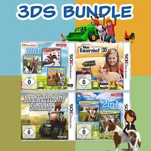 Reiter- und Bauernhof Nintendo 3DS