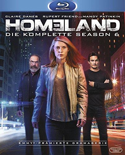 Homeland: Die komplette sechste Staffel (Blu-ray) für 9,97€ (Amazon Prime)