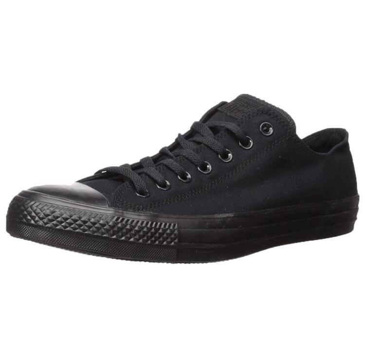 [Amazon] Converse Unisex All Star Sneaker schwarz 36,5 EU