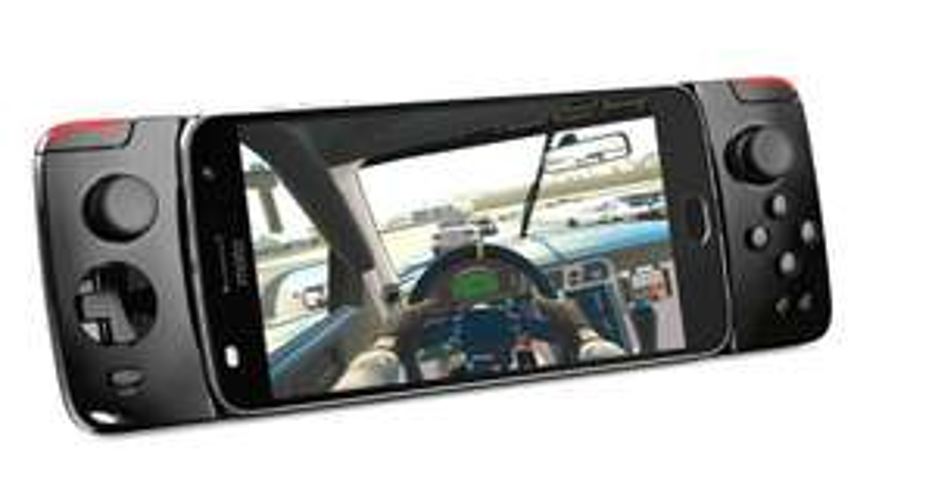 [Moto Mods; nur für Moto Z Geräte] Motorola Moto Gamepad