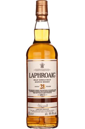 (drankdozijn) Laphroaig 28 Single Malt Whisky