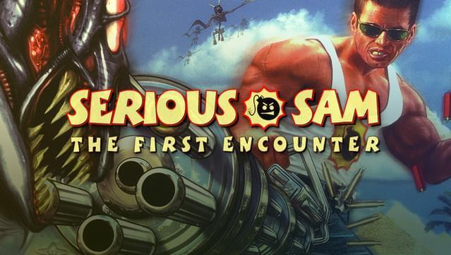 Serious Sam: The First Encounter & The Second Encounter für je 1,39€ (GOG)