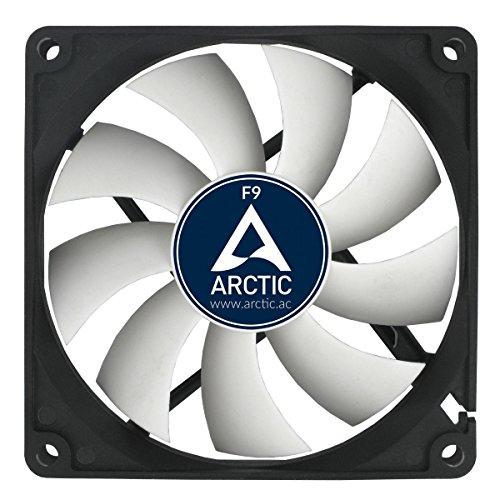 PC-Gehäuselüfter Arctic F9 92mm (Amazon Plus) -> 92x92mm, 23dB,