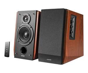 Edifier R1700BT Studio Bluetooth-Lautsprechersystem braun (66 Watt) 109,20€ @ Proshop.de