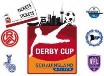 Schauinsland-Reisen DERBY CUP - 62 € Gutschein für 33,00 € Radio Duisburg?