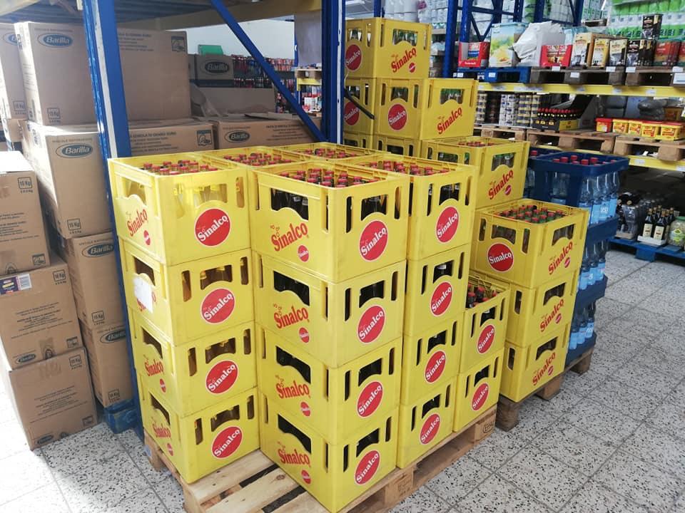 [Papenburg] Demir Food, 24er Sinalco 0,33l MHD