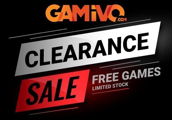 Kostenloses Steam Game bei Gamivo