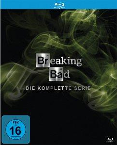 Breaking Bad - Die komplette Serie (Blu-ray) für 40,99€ (Bücher.de Masterpass)