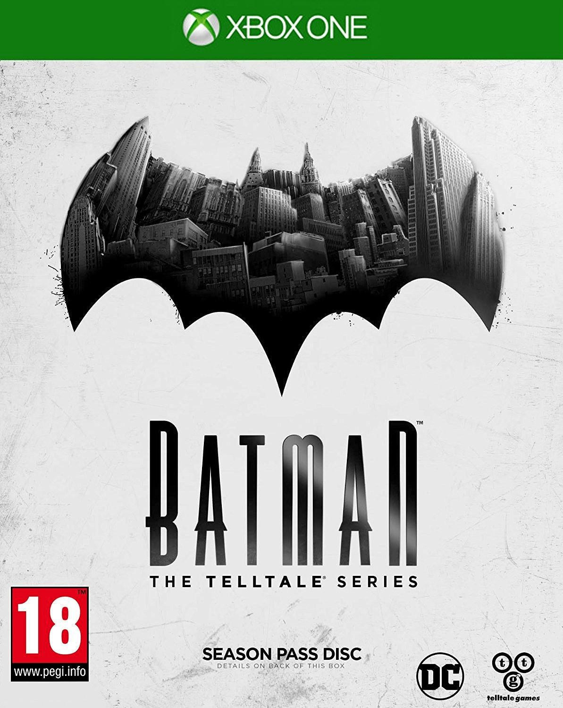 Batman: A Telltale Game Series (Xbox One) für 10,16€ (Base.com)
