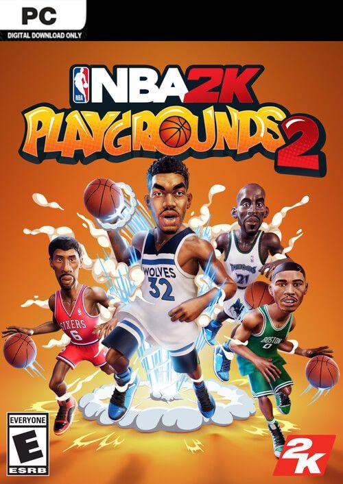 NBA 2K Playgrounds 2 PC    vom vertrauenswürdigen Händler