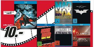 [Regional Mediamarkt Berlin/Brandenburg] Verschiedene Blu-Ray Boxen für 10€ wie zb. Blade Trilogy / The Dark Night Trilogy usw