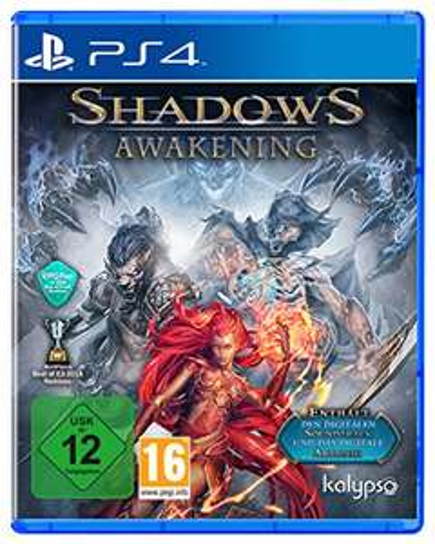 Shadows: Awakening (PS4) für 7,99€ (Amazon Prime & GameStop)