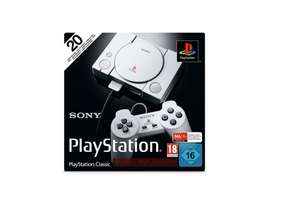 PlayStation Classic inkl. 2 Controller