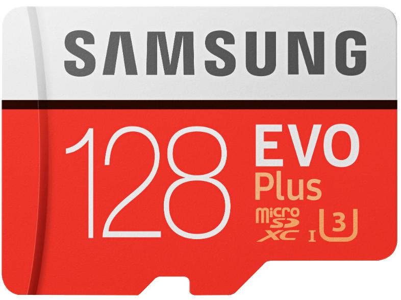 SAMSUNG Evo Plus 128 GB microSDXC [Mediamarkt online]