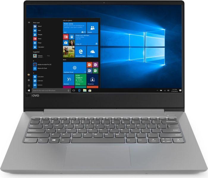 "Lenovo Ideapad 330S-14IKB 14"" FHD IPS Notebook (i3-8130U, 8GB RAM, 128GB SSD, 1.67kg, 30Wh, nOS, 2 Jahre Garantie) 81F401FAGE"