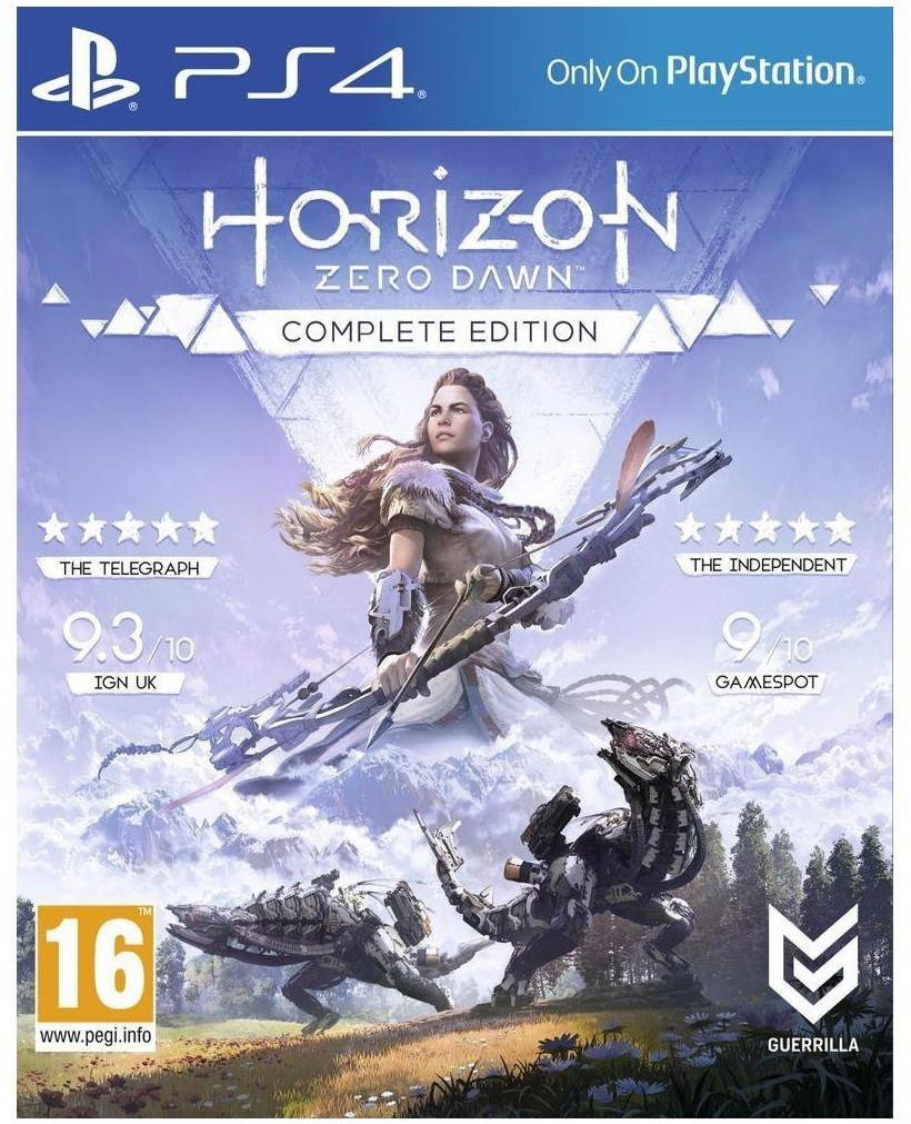 Horizon Zero Dawn: Complete Edition (PS4) für 13,86€ (Amazon IT)