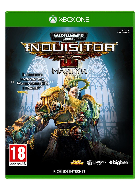 Warhammer 40.000: Inquisitor Martyr (Xbox One) für 15,67€ (Amazon IT)