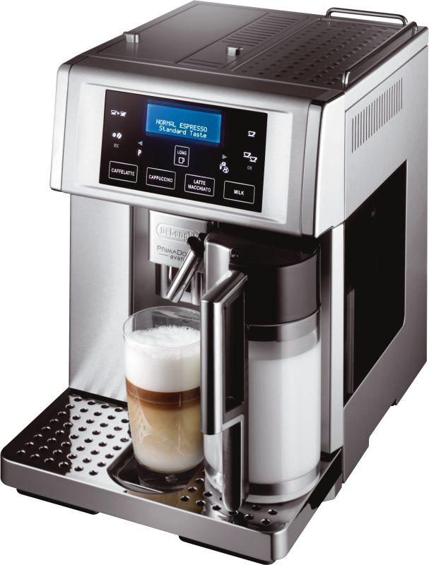 [Medimax] ESAM 6720 PrimaDonna Avant - Silber-Chrom Kaffee-Vollautomat