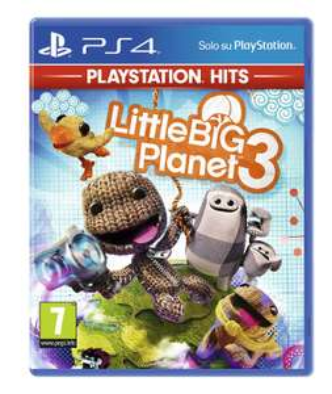 LittleBigPlanet 3 (PS4) für 13,83€ (Amazon IT)