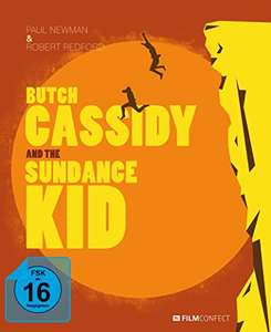 Butch Cassidy and the Sundance Kid Limited FuturePak Edition (Blu-ray + CD) für 7€ (Amazon Prime)