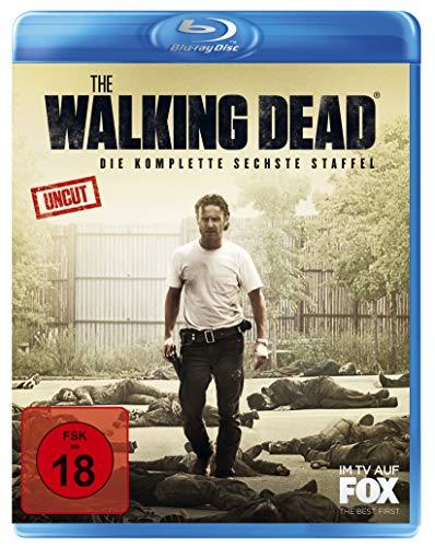 The Walking Dead - Die komplette sechste Staffel (Blu-ray) für 13,91€ (Amazon)