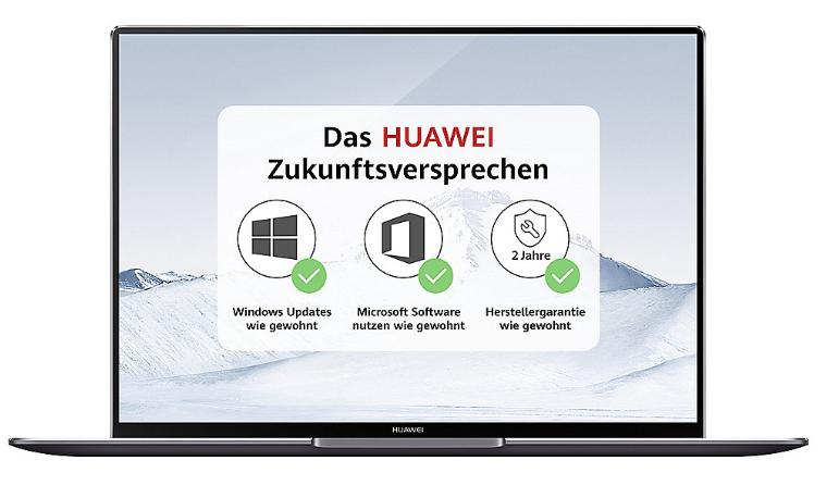Huawei Matebook X Pro 8GB/i5 wieder da für 999 Euro bei Cyberport