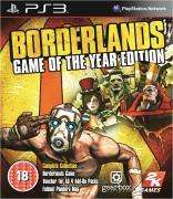 [TheHut] PS3/XBOX360 - Borderlands GOTY 12,89€ / Borderlands 2 30,95€