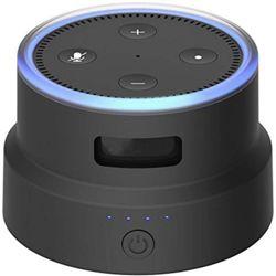 Akku-Pack SmaCup für Echo Dot (2. Generation) (6800mAh, bis zu 13h Akkulaufzeit)