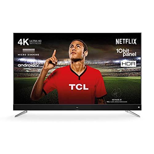 TCL U65C7006 / 65-Zoll / HDR10 / Android TV / 10 Bit Panel/ inkl. Soundsystem / Ultra HD 4K