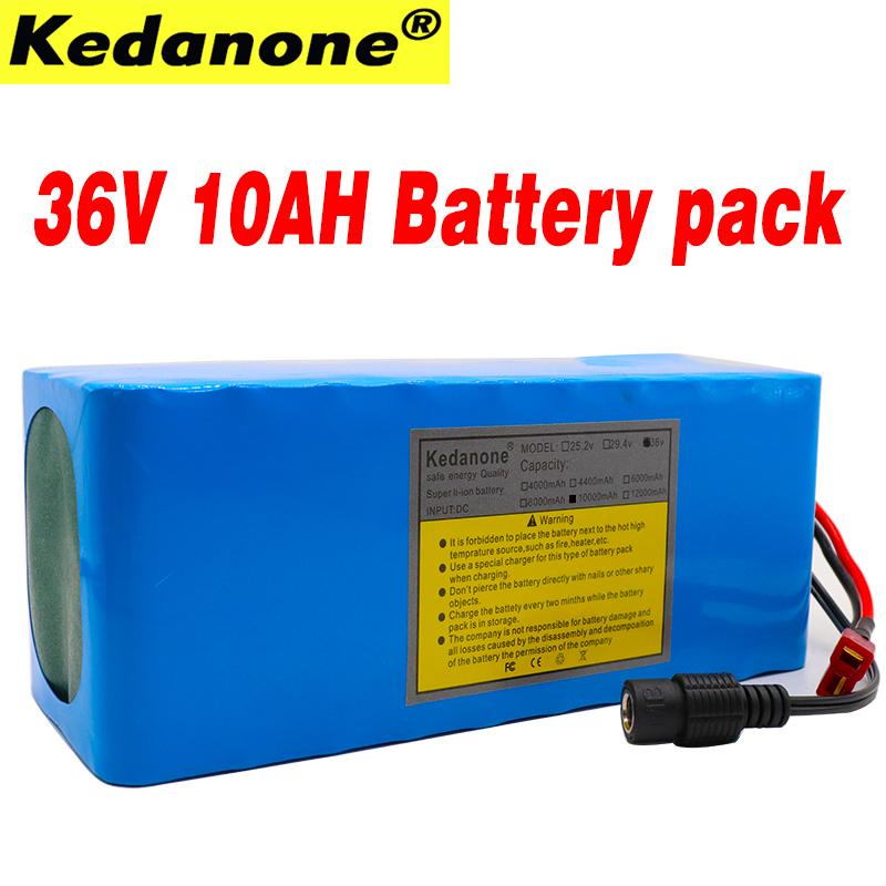 Li-Ionen Batteriepack 36V 10Ah (E-Bike etc.)
