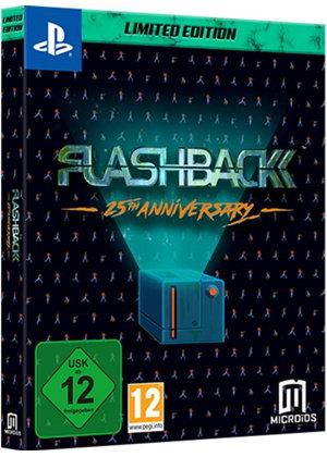 Flashback 25th Anniversary - Limited Edition (PS4) für 14,61€ (Base.com)