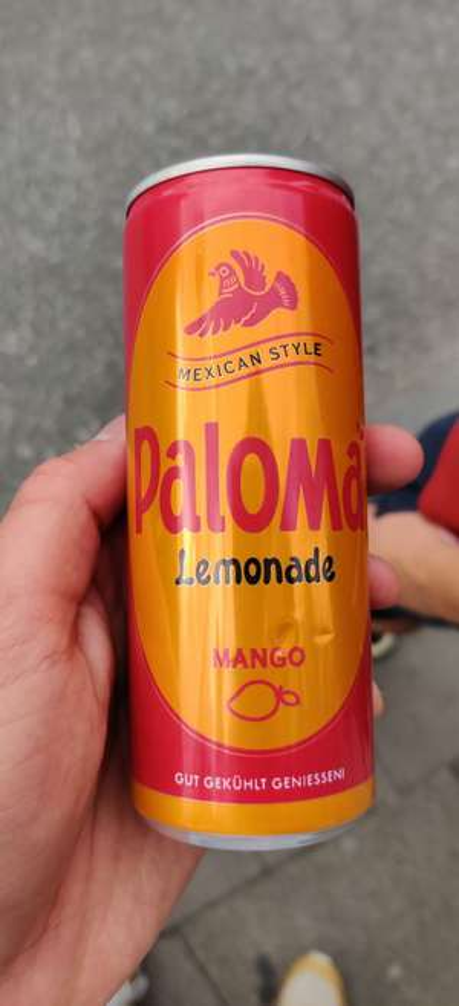 [Lokal Hamburg] Paloma Limonade kostenlos