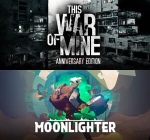 Moonlighter & This War of Mine (PC) komplett kostenlos ab dem 25.07. (Epic Games Store)