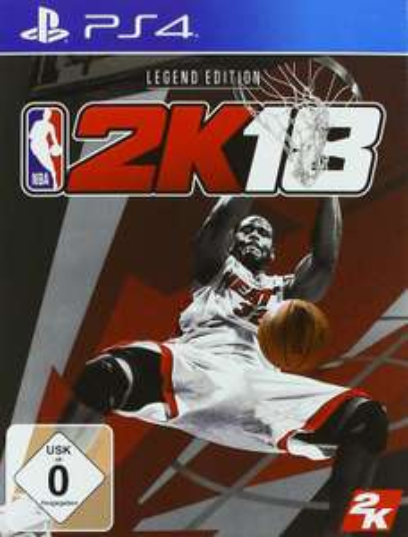 NBA 2K18 - Legend Edition - PlayStation 4 Ps4