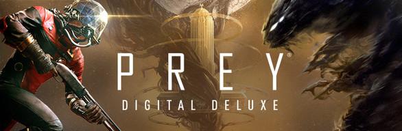Prey Digital Deluxe für 8€ bei Steam