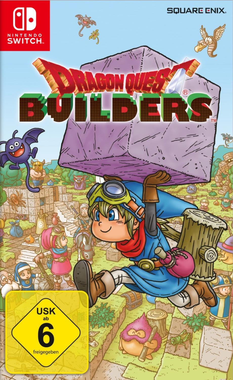 [Lokal] Media Markt Deggendorf -  Dragon Quest Builders (Switch)