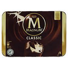 Magnum Eis 4 + 1 Stück, für 1,99 Euro [Globus]