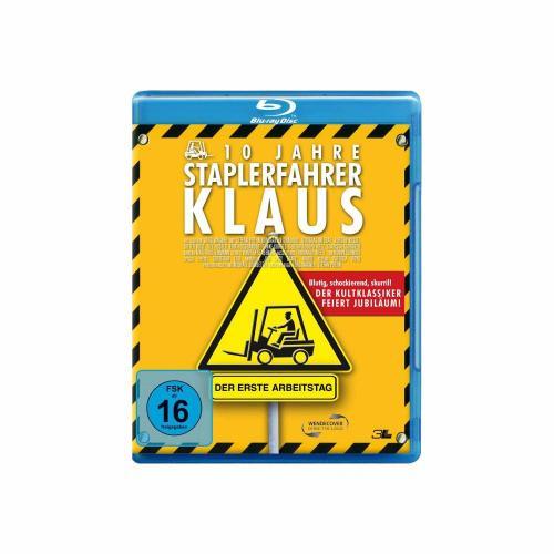 """Staplerfahrer Klaus"" Blu-Ray @Amazon.de"