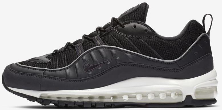 [Stylefile] Nike Air Max 98 in Schwarz von 40 bis 46