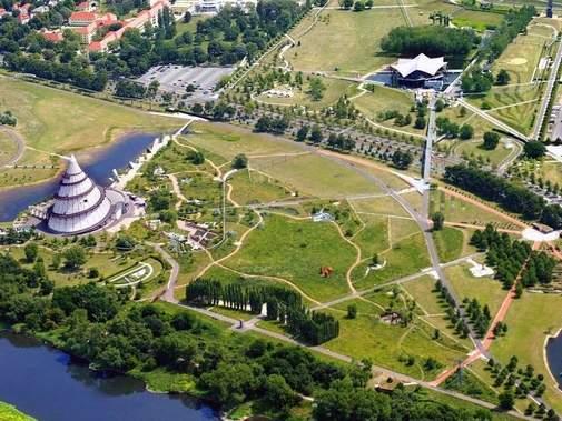 """[Lokal Elbauenpark Magdeburg] Freier Eintritt mit Radio Brocken """"Ferien for free"""""""