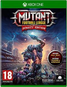 Mutant Football League: Dynasty Edition (Xbox One & PS4) für je 12,66€ (Base.com)
