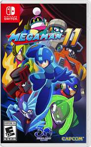 Mega Man 11 (Switch) für 17,78€ (eShop US)